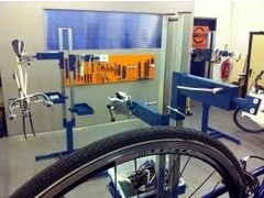 CYCLE CENTRE Silver Service