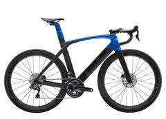 Trek Madone Sl 7 Disc Matte Black/Gloss Alpine Blue