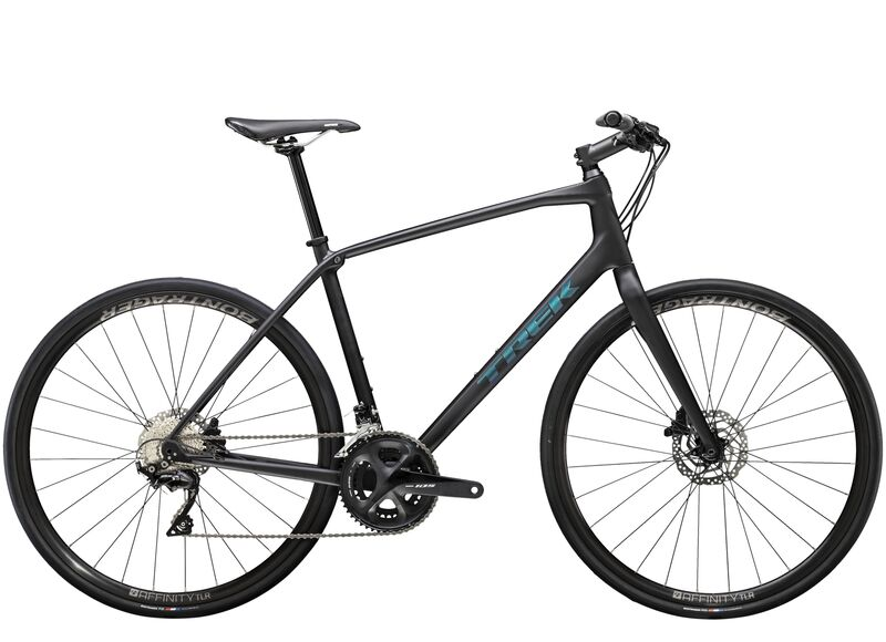 Trek Fx Sport 6 Matte Black click to zoom image