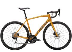 Trek Domane Al 5 Disc Factory Orange/Lithium Grey