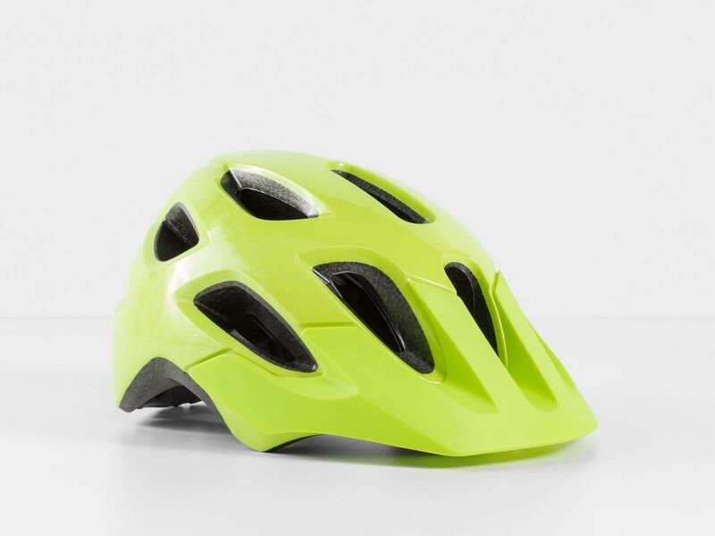 Bontrager Tyro Child Radioactive Yl Ce Kids (48-52 cm) click to zoom image