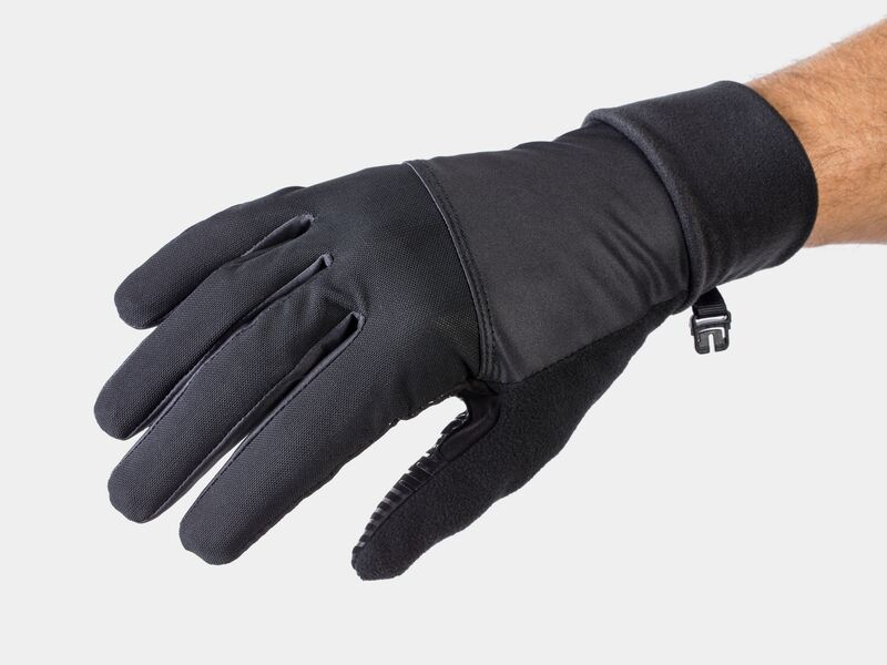 Bontrager Gloves Circuit Wind Cycling Black click to zoom image