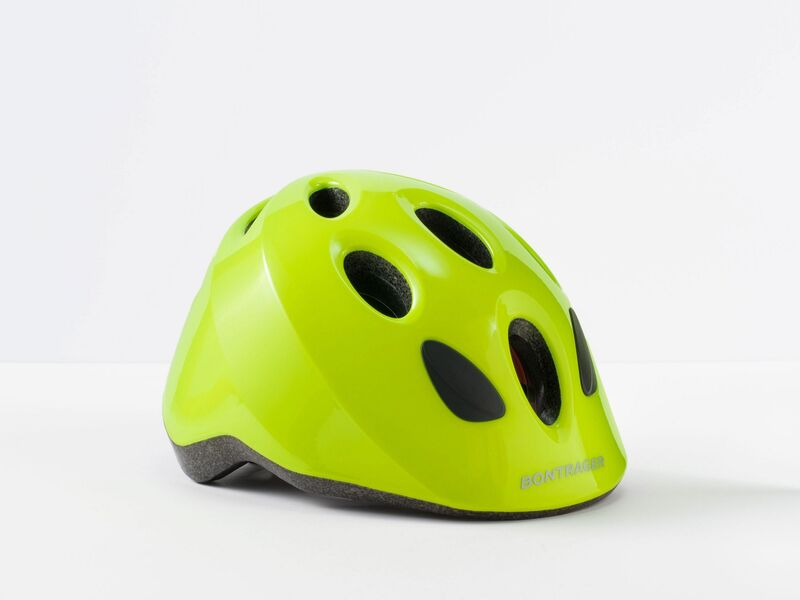 Bontrager Little Dipper Mips Visibility Ce Visibility Yellow Toddler (46-50 cm) click to zoom image