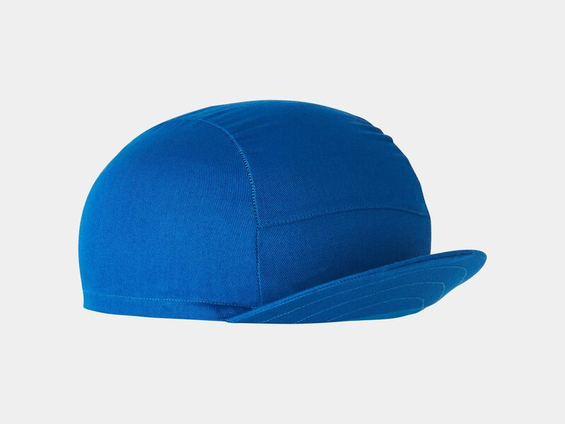 Bontrager Cotton Cycling Cap One Size Alpine Blue click to zoom image