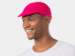 Bontrager Cotton Cycling Cap One Size Magenta