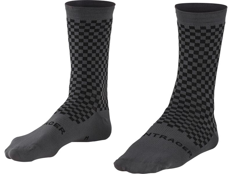 Bontrager Race Crew Grey Checkered click to zoom image