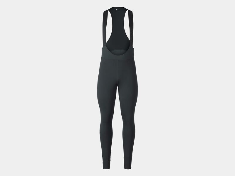 Bontrager Tight Circuit Thermal Unpadded Bib Black click to zoom image