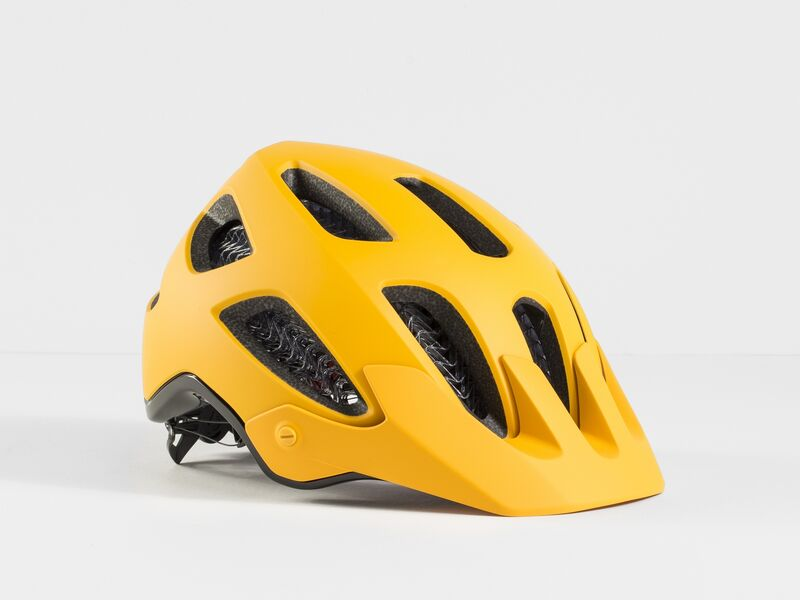 Bontrager Rally Wavecel Small Marigold/Black Ce click to zoom image