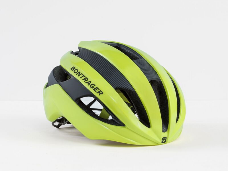 Bontrager Velocis MIPS Road Helmet Visibility Yellow click to zoom image