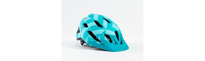 Bontrager Quantum MIPS Miami Green Tile click to zoom image