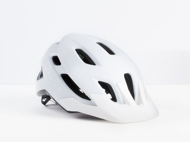 Bontrager Quantum MIPS Bike Helmet White click to zoom image