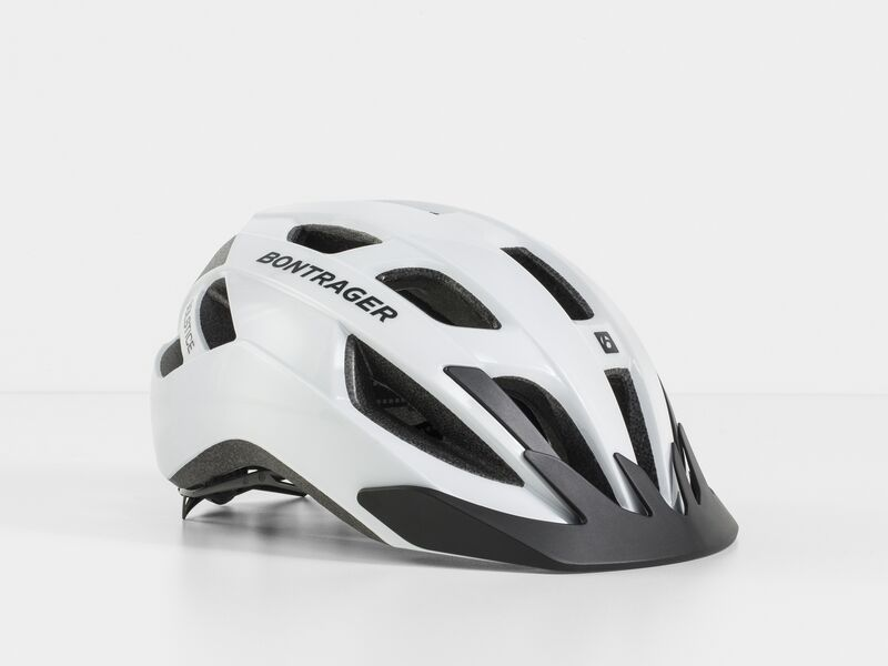 Bontrager Solstice White Ce click to zoom image