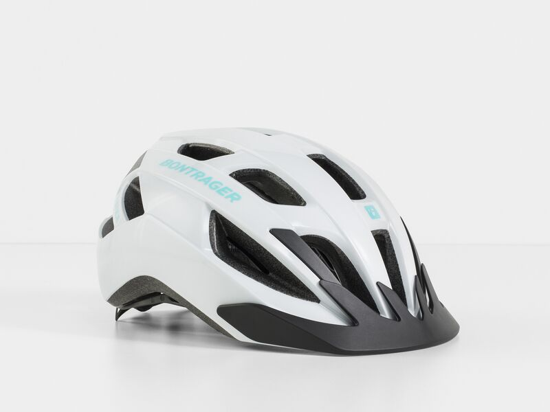 Bontrager Solstice White/Miami Green Ce click to zoom image
