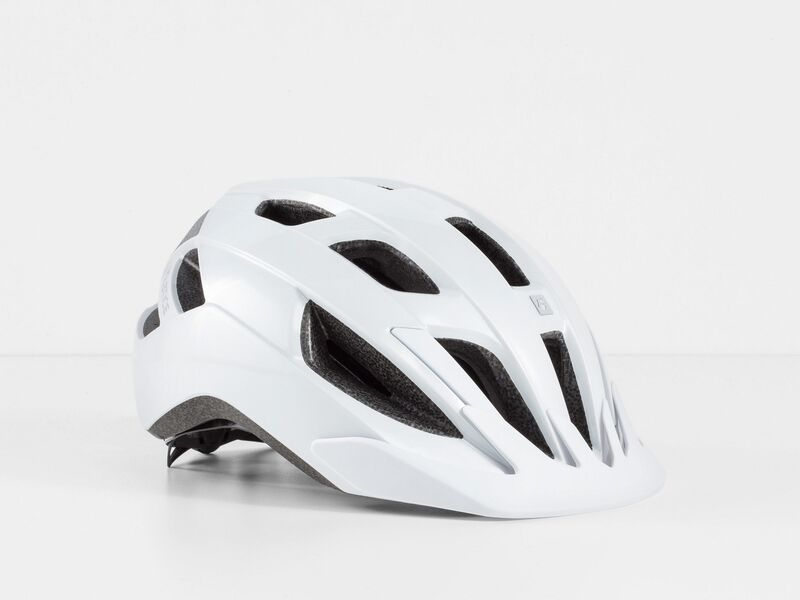 Bontrager Solstice MIPS White Ce click to zoom image