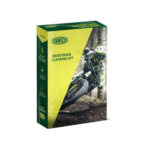 Fenwicks Drivetrain Cleaning Kit click to zoom image