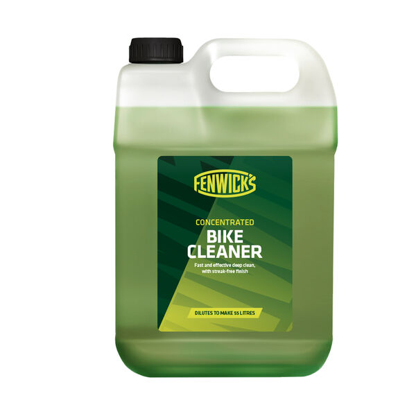 Fenwicks Concentrated Bike Cleaner 5 Litre click to zoom image