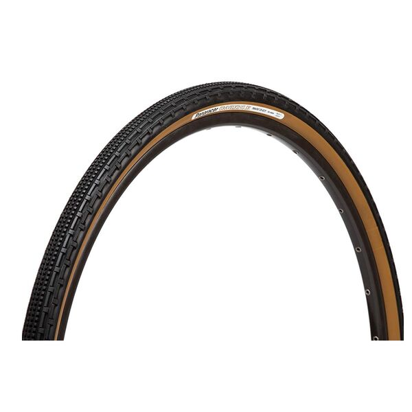 "Panaracer Gravelking Sk Tlc Folding Tyre 2019: Black/Brown 27.5x1.75"""" click to zoom image"