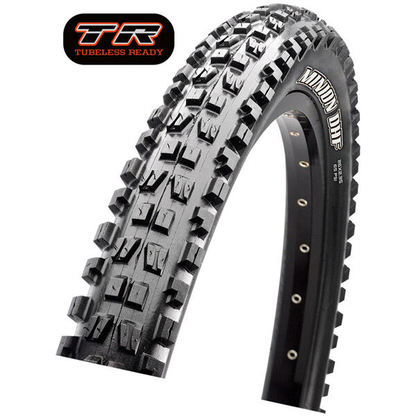 Maxxis Minion DHF 26x2.30 60TPI Folding Dual Compound EXO / TR click to zoom image