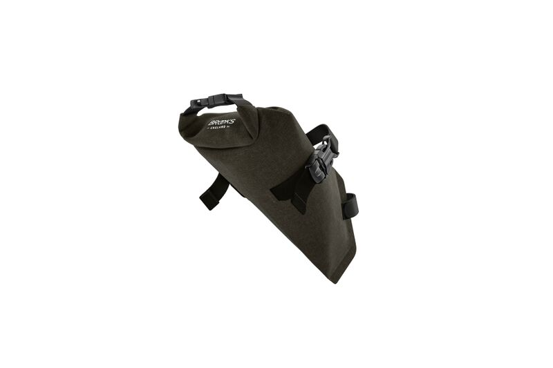 Brooks England Scape Saddle Roll Bag click to zoom image