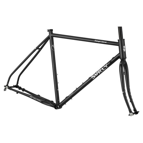 Surly MidNight Special Frameset 650b/700c Road Disc - 4130 Butted Cr-Mo, inc. Cr-Mo Fork, Thur Axles click to zoom image