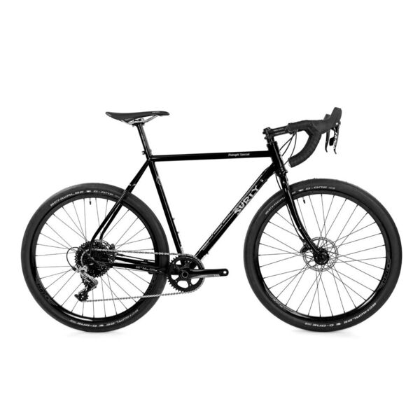 Surly MidNight Special 1x Hydro Disc Road Complete Bike (SRAM Apex/Rival) - 650b Wheel Black click to zoom image