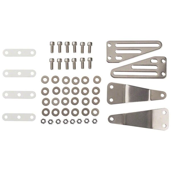 Surly Front Rack Plate Kit 2 Rack plate kit for Unicrown forks/MTBs click to zoom image