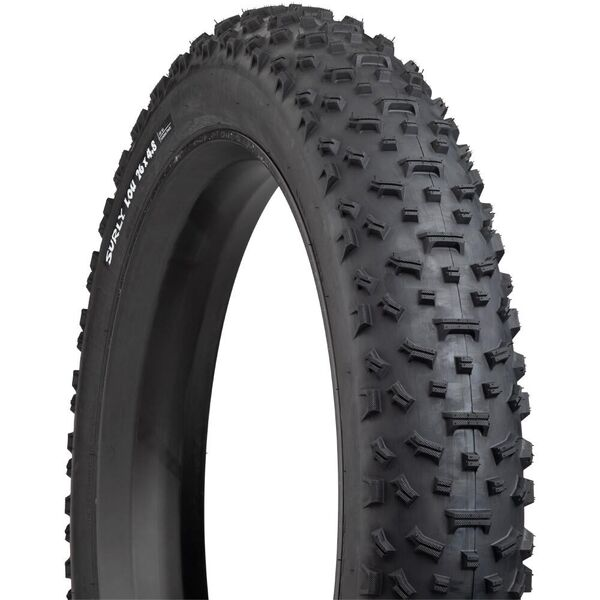 Surly Lou 4.8 TLR Super Wide, Tubeless ready, Folding Bead, 120Tpi Casing, Trail tread, Ideal for Rear click to zoom image