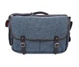 BROMPTON GAME BAG w/ FRAME  STORM GREY TWEED  click to zoom image