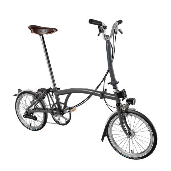 BROMPTON H6L Metallic Graphite click to zoom image