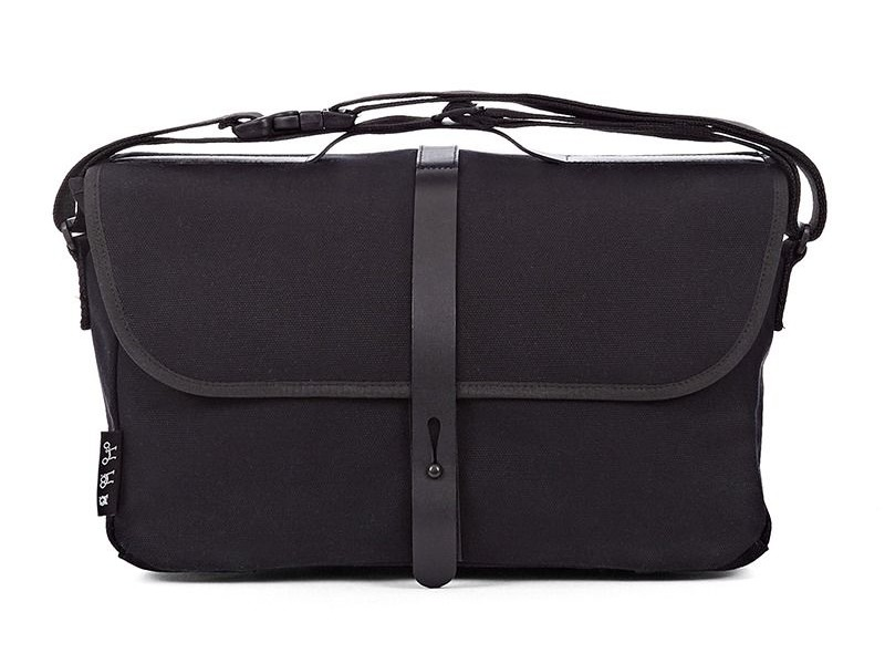 Brompton SHOULDER BAG, C/W COVER & FRAME click to zoom image